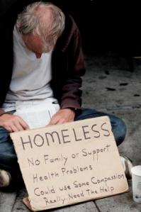 """Homeless"" courtesy of creative commons"