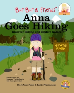 Anna Goes Hiking Cover