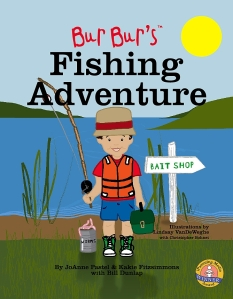 Bur Bur's Fishing Adventure Cover