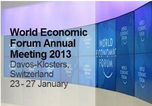 World Economic Forum Annual Meeting 2013