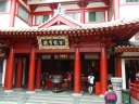 Far From Home - A Buddhist temple in Chinatown, Singapore