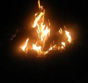Fire at Kidani Village