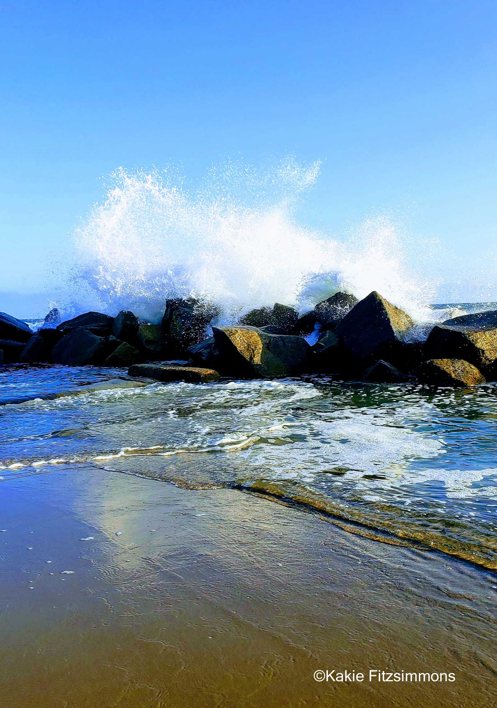 Riding the waves of leadership by Kakie Fitzsimmons
