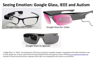 Seeing Emotion Google Glass IEEE and Autism